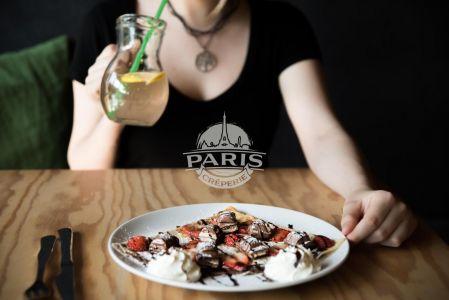 Palacinkáreň Bratislava - Paris Café
